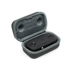 Carry Case for DJI Mavic Mini Remote Only Interior View from Angle with Remote