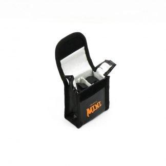 Lipo Bag for DJI Mavic Mini 2 Battery with Batteries Angled