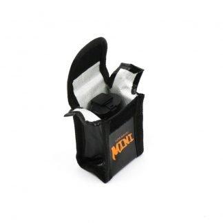 Lipo bag for DJI Mavic Mini 1 Battery with Battery Angled
