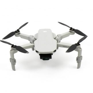 Elevated Landing Legs for DJI Mavic Mini on the drone standing from the front