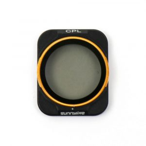 Filter Set for DJI Air 2s Circular Polarised Pictured on its own