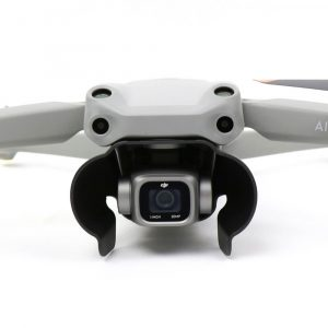 Lens Sunhood for DJI Air 2s shown on drone from front