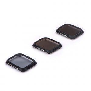 DJI Air 2s NISI Starter Kit Plus ND8PL, ND16PL and Enhanced Polarizer