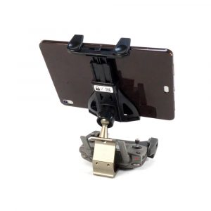 Lifthor Mjolnir Shown with iPad and Remote from rear